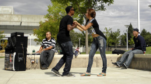 Club Sabor Latino swings into Rhythm Of The World
