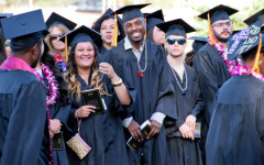 40th Annual Commencement – Grads Take The Walk