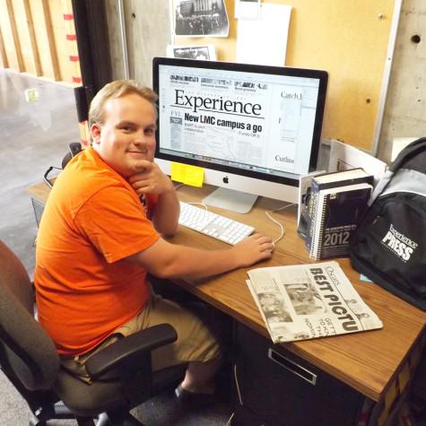 New semester brings new editor