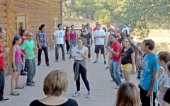 Honors students retreat