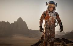 'Martian' underwhelms