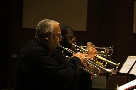 Jazz hits the right notes