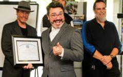 Sanchez wins district award