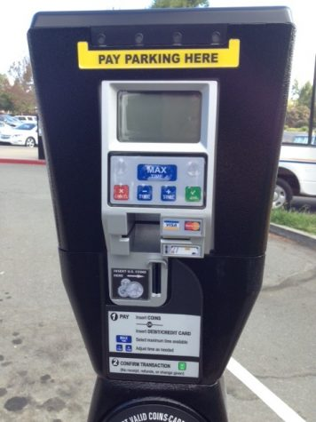 Pittsburg campus meters revamped