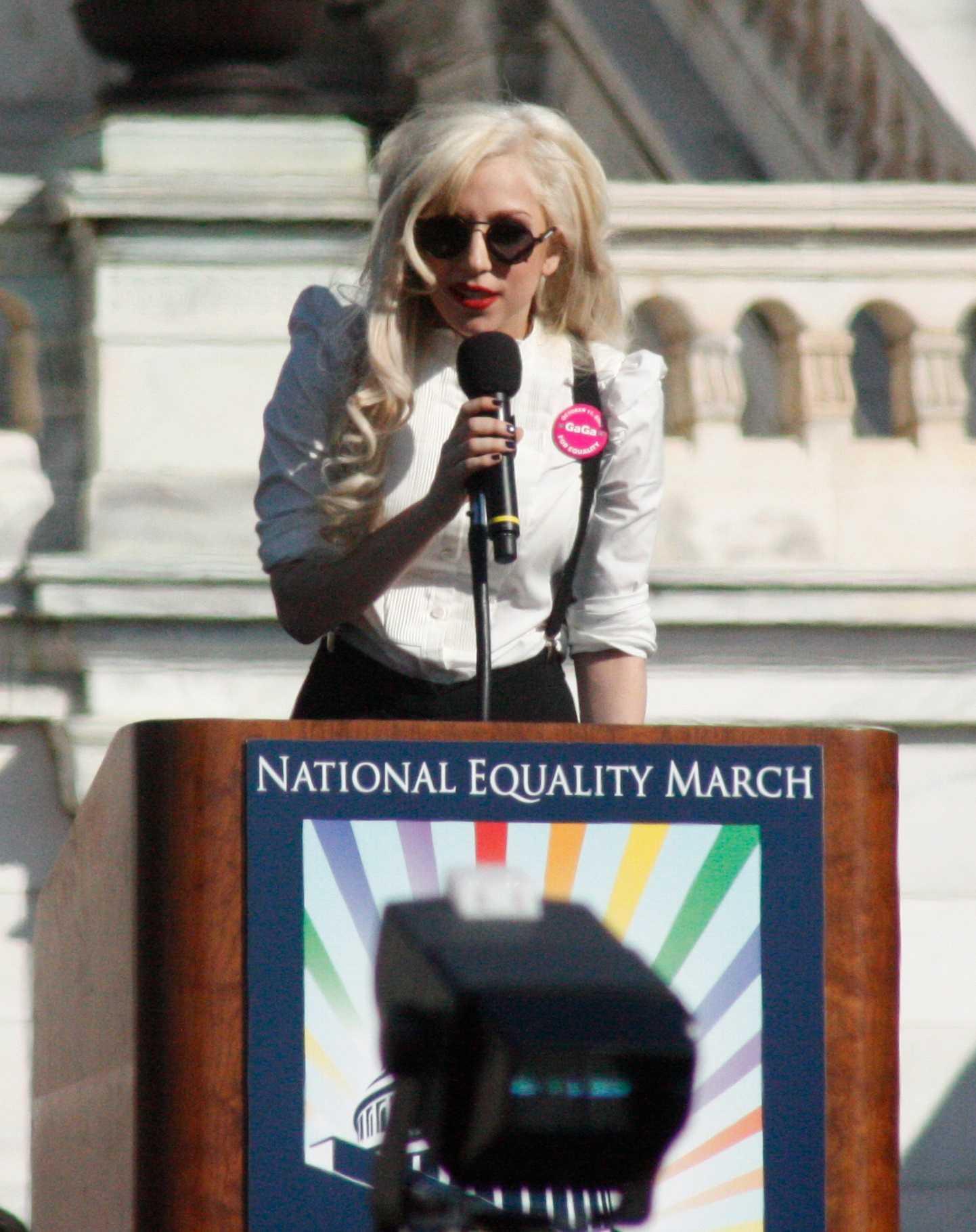 Lady Gaga Reportedly Has a New Boyfriend