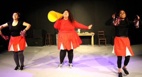 Satirical production takes 'shape'