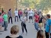 Honors Retreat, ZinaH Abraha explains BANG, Camp Tuolumne Trails, Groveland, Calif., Experience/Josh Wood