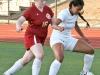 Woman Soccer LMC vs Sacramento City, Pittsburg, CA., LMC Player # 16 Chelsea Alkman and   09-05-14 Experience/Cathie Lawrence