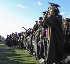 Students achieve their LMC goals