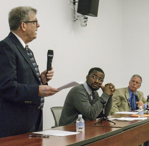 Forum offers another look at candidates