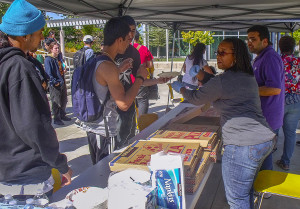 Pizza promotion for new LMC voters