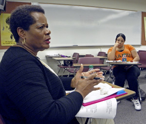 Guest speaker offers parenting tools