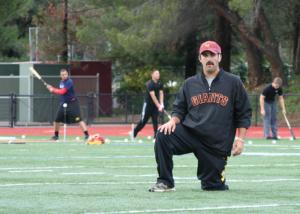 D'Albora takes the mound as new coach