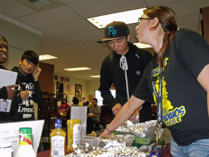 Circle K fundraiser a hit on campus