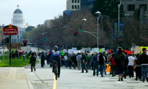 Annual March in March takes capitol by storm