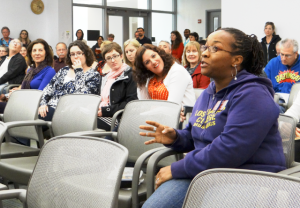 College divides up deans' responsibilities