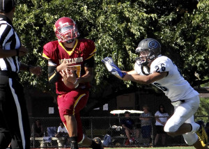 Stangs Trample Seahawks