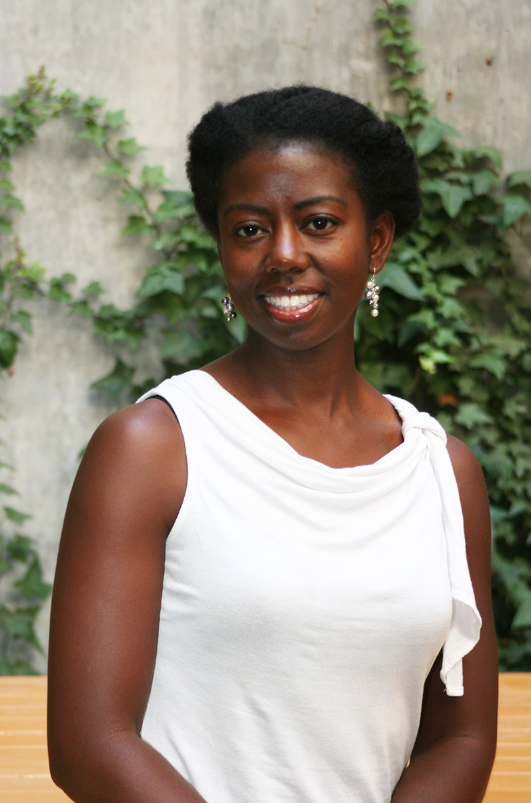 A'kilah Moore is the new Dean of Math and Sciences on campus.