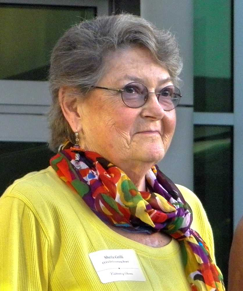 Sheila Grilli left a lasting impression with her work in the district and community.