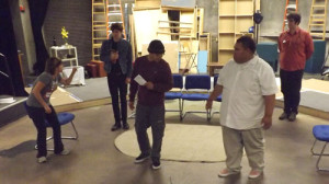 LMC hosts a game of cat and mouse: Drama Department attempts long con