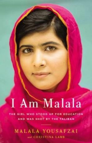 Malala inspires many in memoir