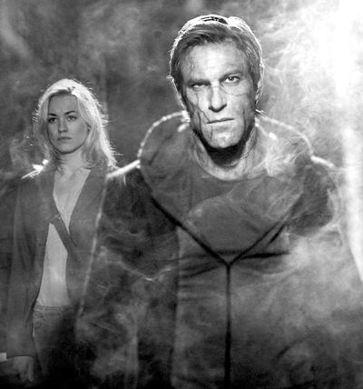 Frankenstein becomes human