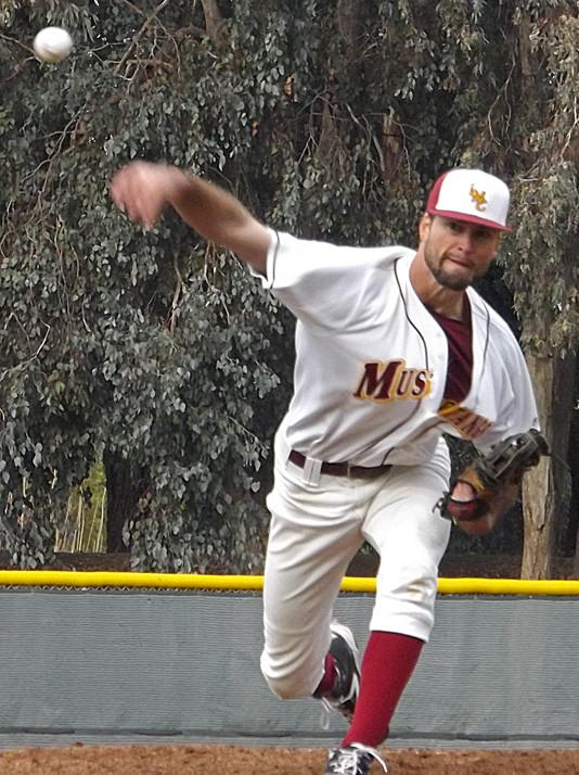 Mustang%27s+starting+pitcher+Ryan+Petrangelo+pitched+a+solid+six+innings+and+allowed+no+runs+on+only+five+hits.