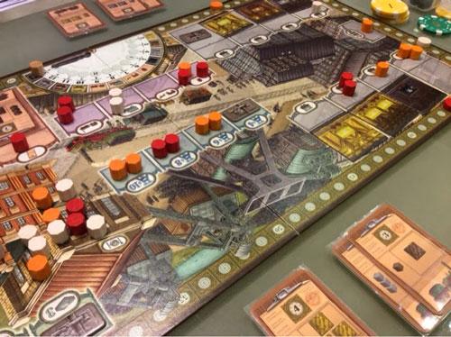 The game Coal Baron.