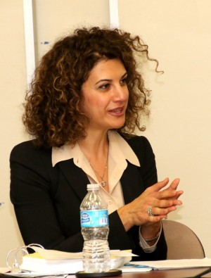 Mojdeh Mehdizadeh takes over district chancellor position while Bryan Reece is put on paid leave.