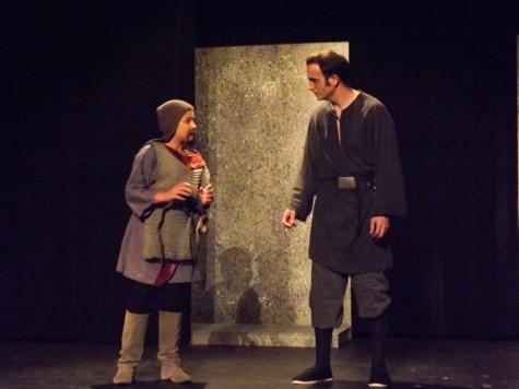 Macbeth at the Drama Factory 10-27-15. Play opens 10-30-15. Runs through first week of November. Photos by Alexandra Riva