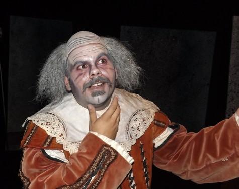 Macbeth at the Drama Factory 10-27-15. Play opens 10-30-15. Runs through first week of November.