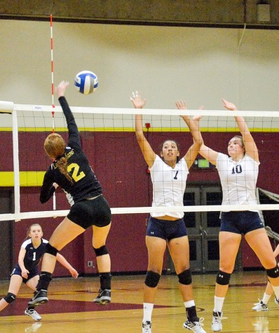 Jones finds a new home in LMC volleyball team