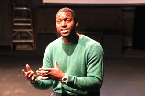 LMC Special Guest Lecture and Workshops, Yemi Bamiro.Little Theatre, Pittsburg, Ca. November 30, 2015.
