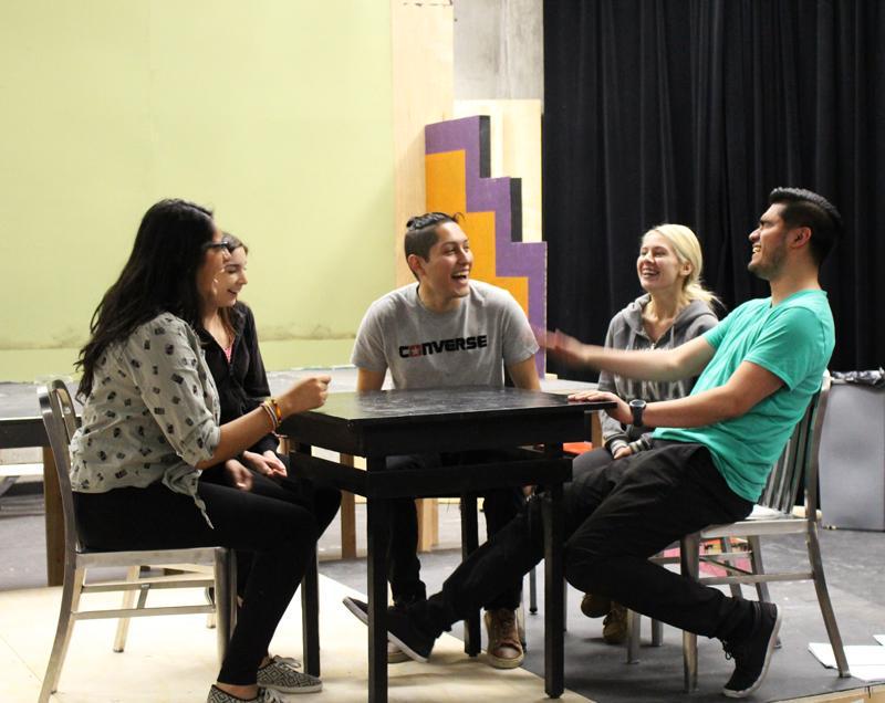 Drama tackles 'Project'