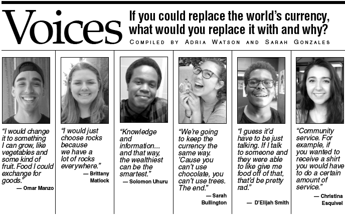 Voices: May 6, 2016