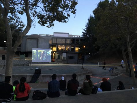 Movie night draws big crowd