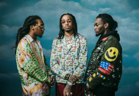 Migos lacks 'hype'