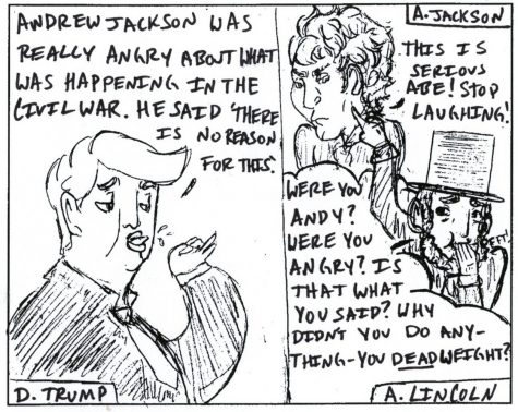 Editorial Cartoon 5/5/2017