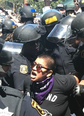 Politics lead to protest