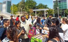 Students show pride at Welcome Week