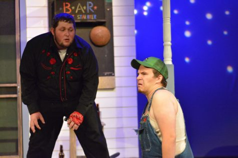 Southern comfort comedy hits the stage