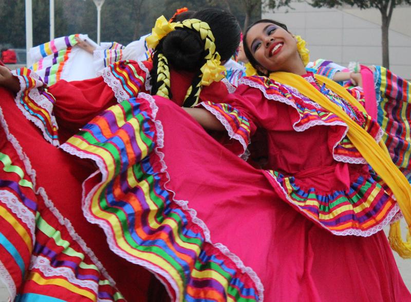 Hispanic Heritage celebrated in dance
