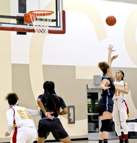 Mustangs win big by 47 points