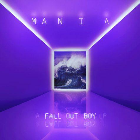 Mania over album