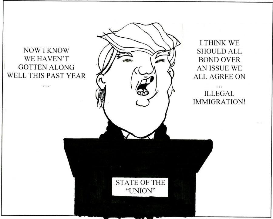 Editorial Cartoon - 02/02/2018