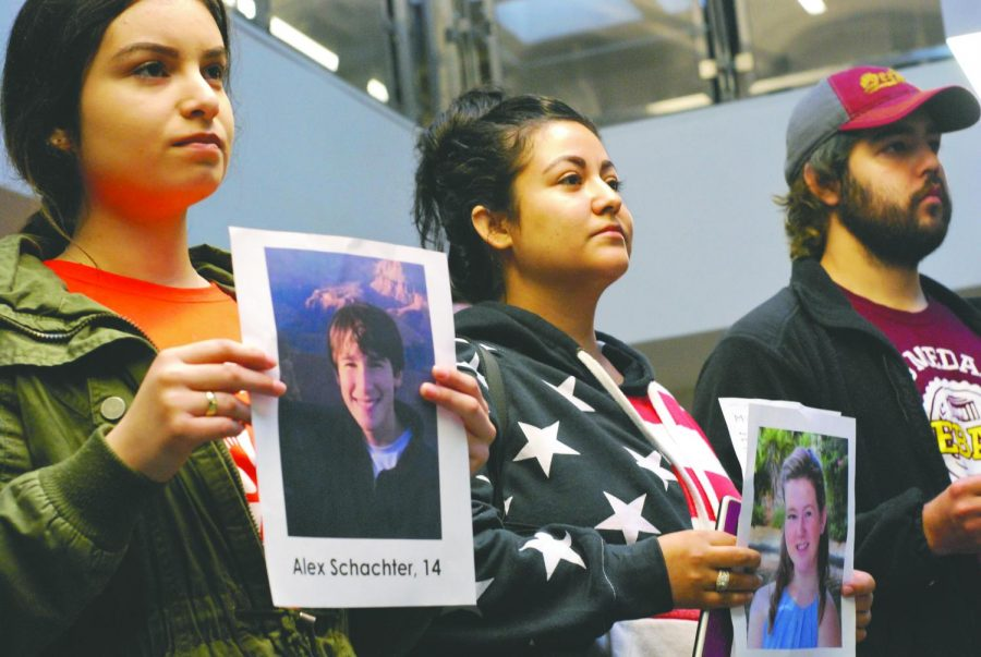 Tragedy inspires action