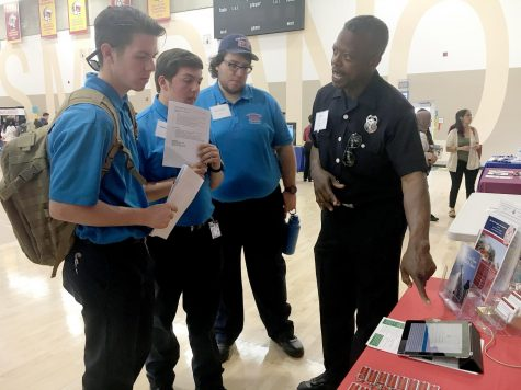 Job fair aims for success