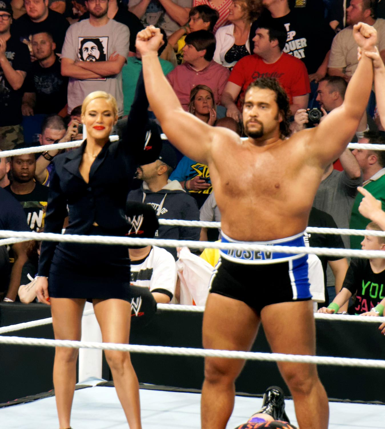 Happy Rusev Day