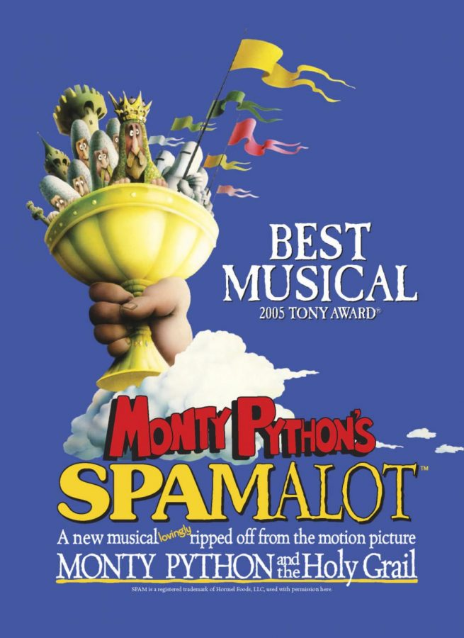 Spamalot comes to Pittsburg