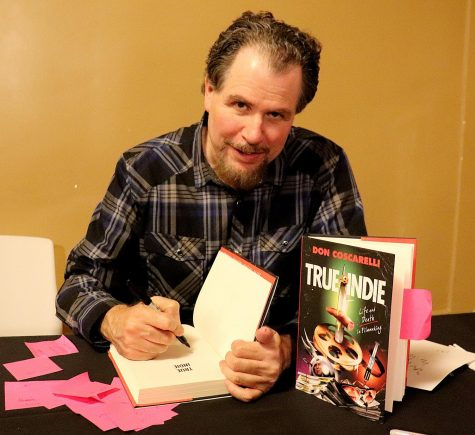 An evening with Don Coscarelli